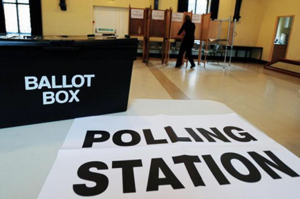 Polling Place UK