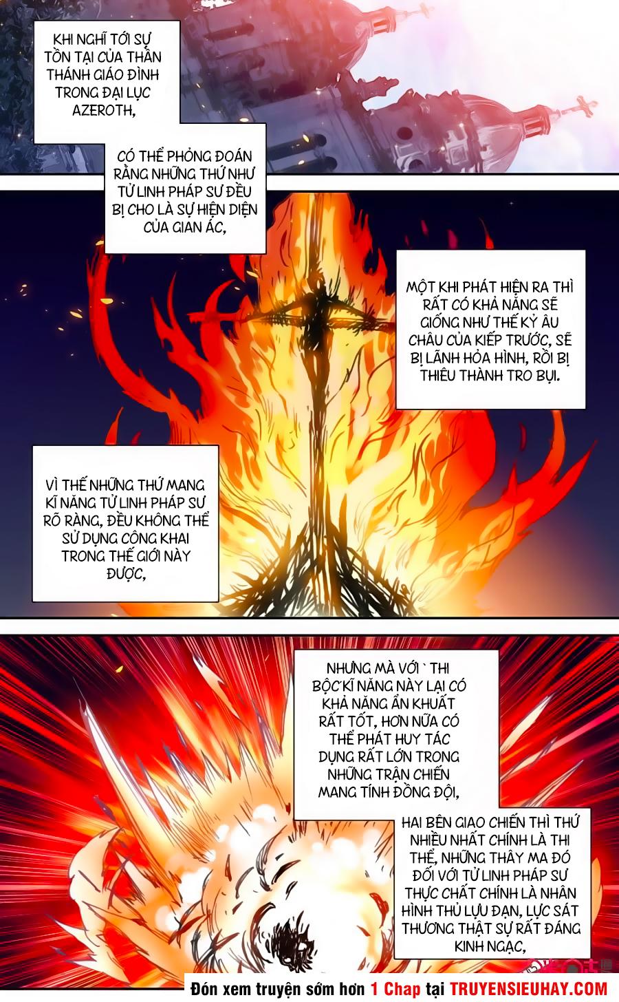 Quốc Vương Vạn Tuế - Chap 57
