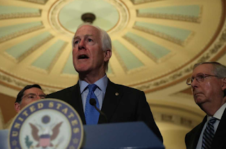 UNGRATEFUL: Historic Black College Bans Sen. Cornyn, Who Sought Funding For Black Colleges, From Giving Commencement Speech