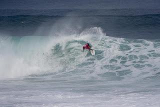 46 Jeremy Flores rip curl pro portugal foto WSL Damien Poullenot