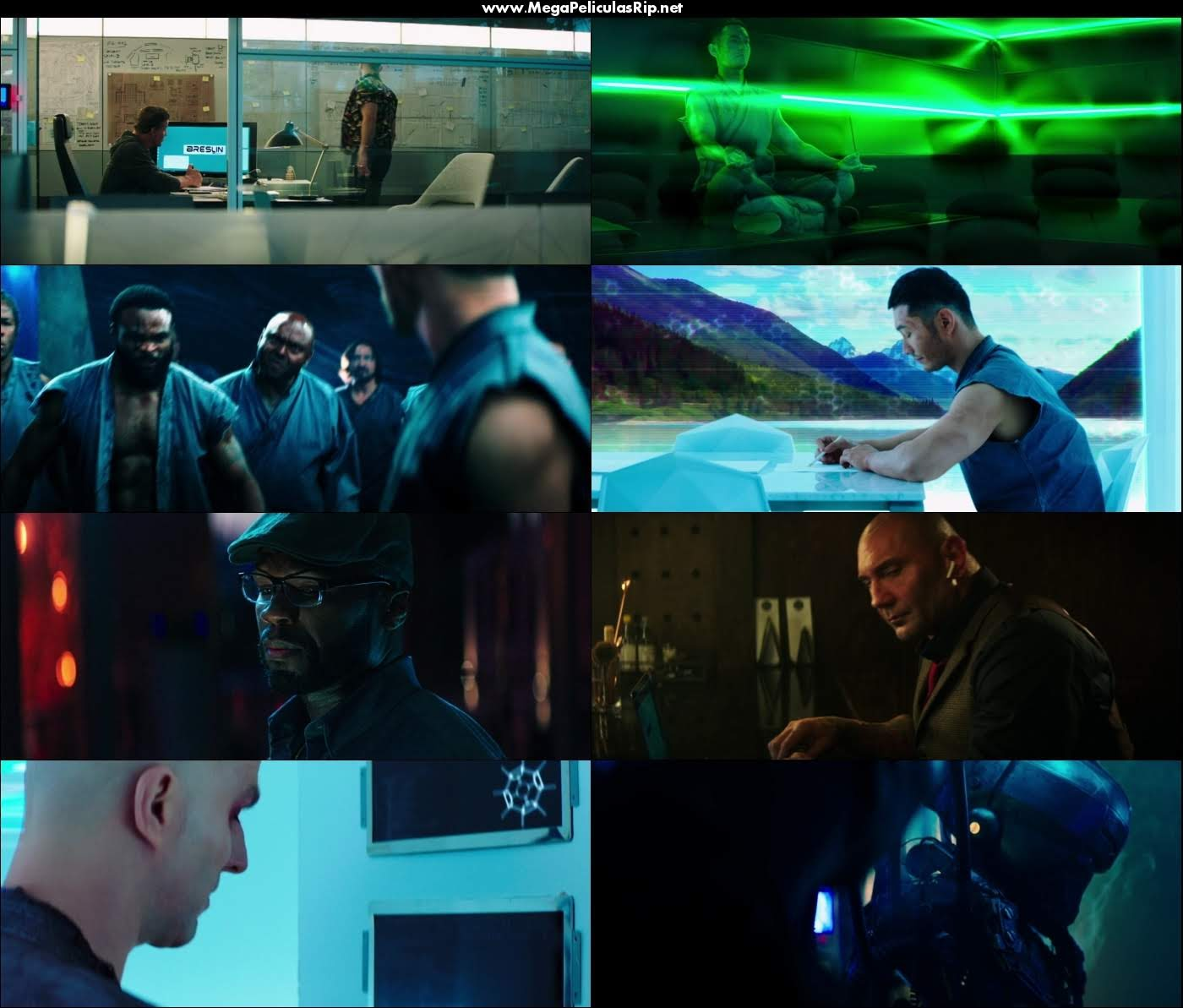 Plan de Escape 2 1080p Latino