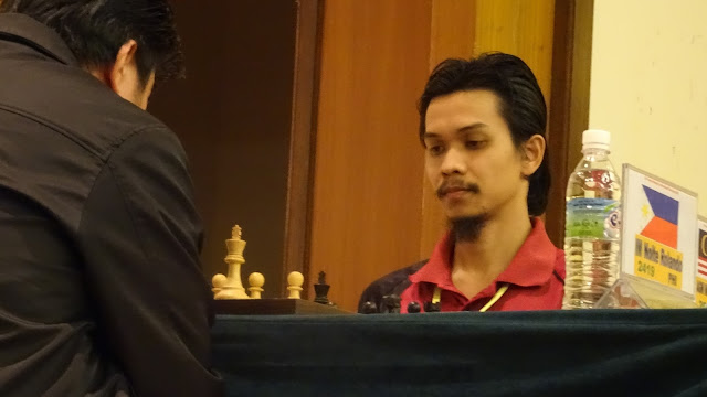 Malaysians on top boards in Round 3