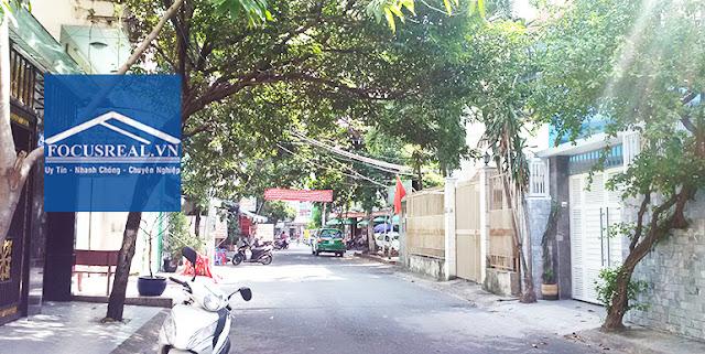 Nhà bán khu bàn cờ Ba Vân - Trương Công Định 4.8 tỷ