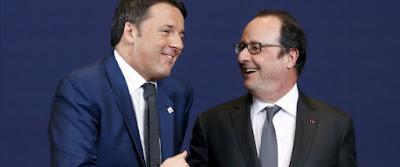 blog vin Beaux-Vins Matteo Renzi Hollande vin italien français meilleur