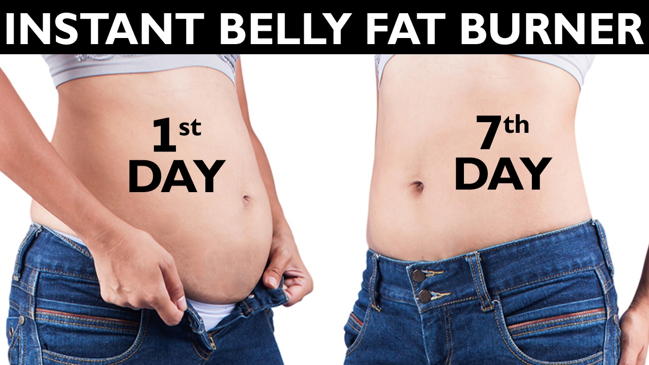 Flatten Your Belly And Shred Body Fat In 7 Days