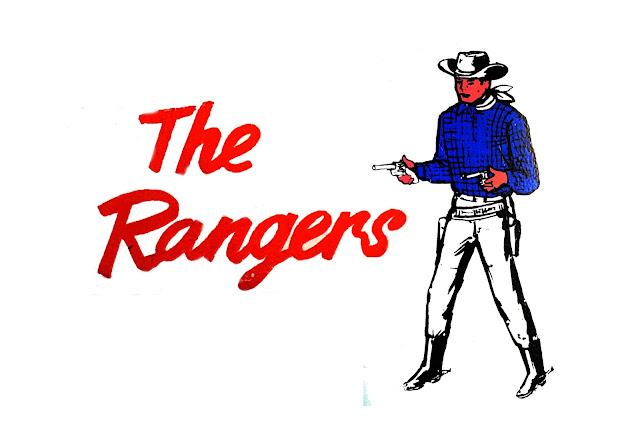 pistolera de juguete the rangers