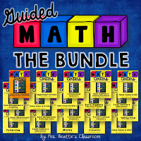 Image of Guided Math Center Resource