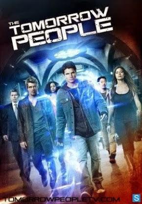 Download The Tomorrow People US 1ª Temporada (2013)