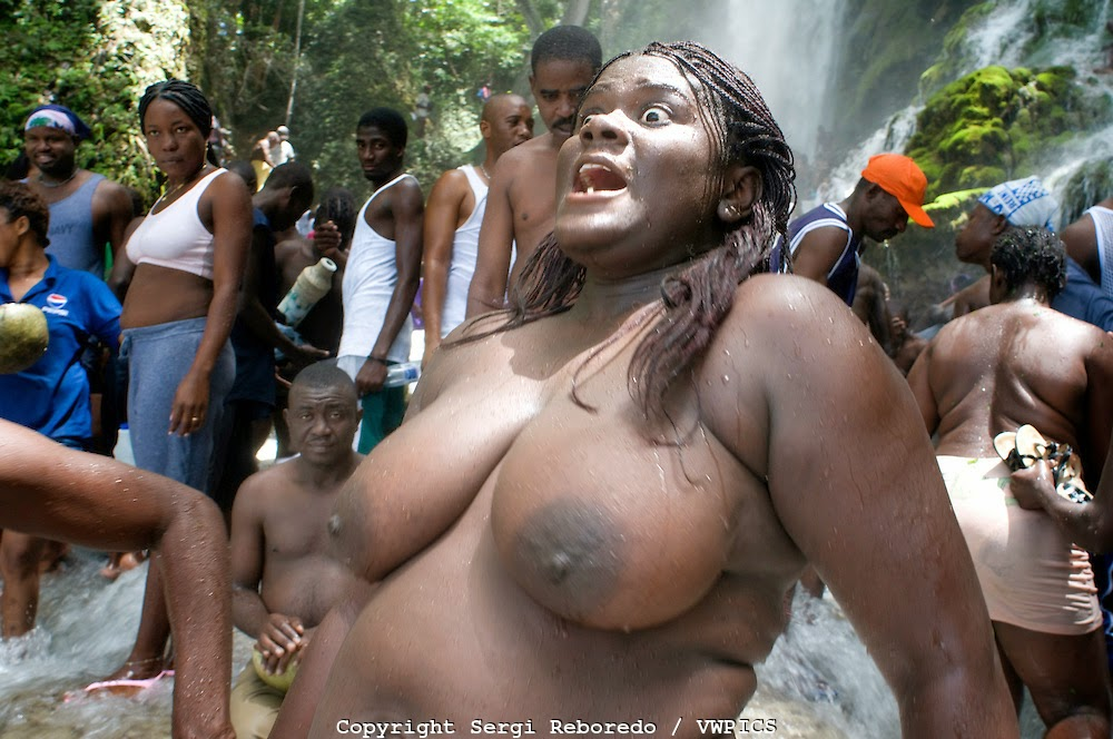 Haitian women nude picture rather