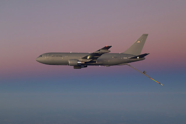 USAF buys additional KC-46A tanker