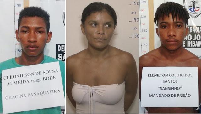 """Assassinos da """"Chacina de Panaquatira"""" são condenados a mais de 260 anos de prisão"""