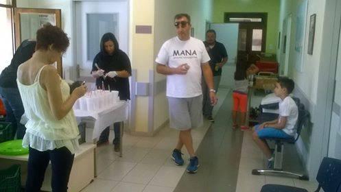 Ο εθελοντισμός χτυπά δυνατά στο Λυγουριό
