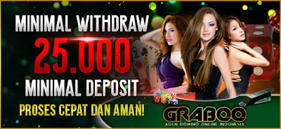 GrabQQ Agen Domino QQ Bonus Terbesar di Asia