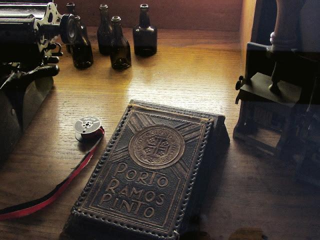 objetos do museu Ramos Pinto