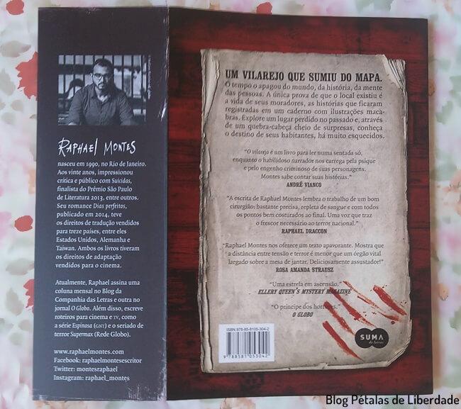 Resenha, livro, O-vilarejo, Raphael-Montes, Suma, livro-de-terror, blog-literario, petalas-de-liberdade, capa, trecho, resumo, sinopse