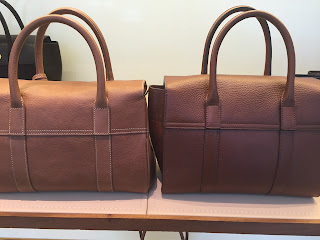 Mulberry Small Bayswater backs