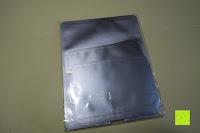 Verpackung: eBoot RFID Schutzhülle für Reisepass und Kreditkarte, 12 Stück