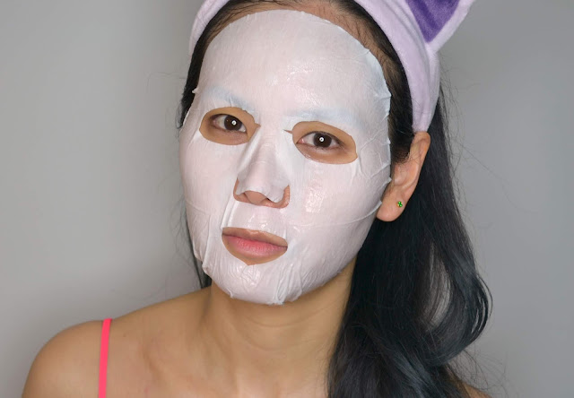 Jayjun Cosmetic Purple Fragrance Mask