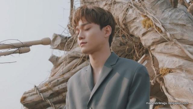 Lirik Chen - Beautiful Goodbye artinya