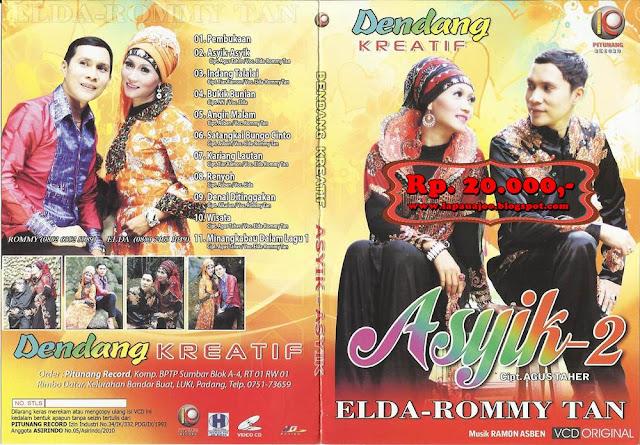 Elda & Rommy Tan - Asyik Asyik (Album Dendang Kreatif)