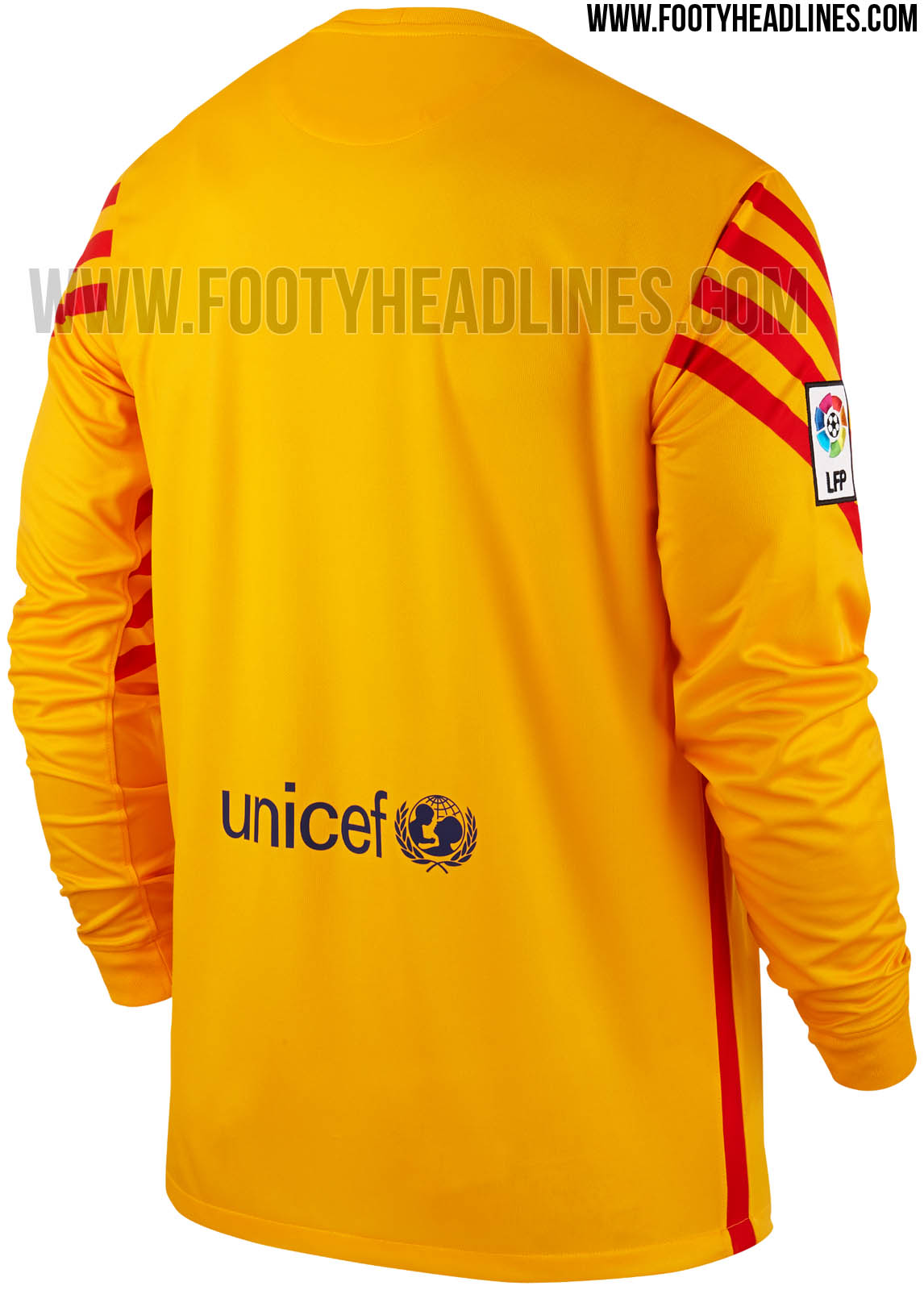 online store 69025 09a92 Fc Barcelona Goalkeeper Jersey 2016 Results