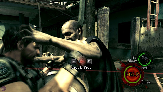 Resident Evil 5 PC Captura 1