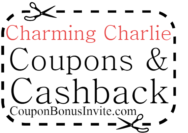 Charming Charlie Promo Code, Charming Charlie Printable Coupon April, May, June, July, August