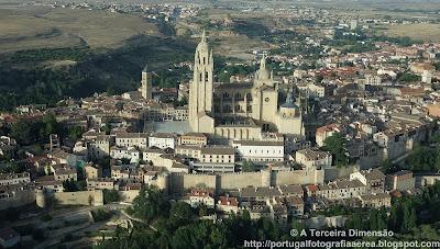 ESPANHA - Segóvia - Catedral de Santa Maria