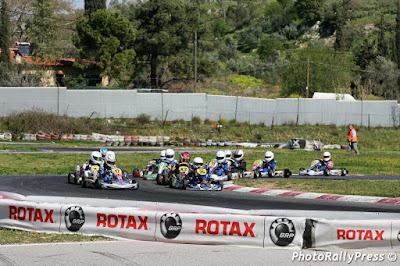 2ος Αγώνας Rotax Max Challenge 2016: Συμμετοχές