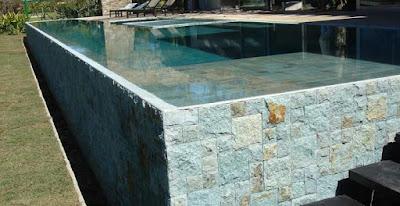 batu alam sukabumi hijau untuk kolam renang