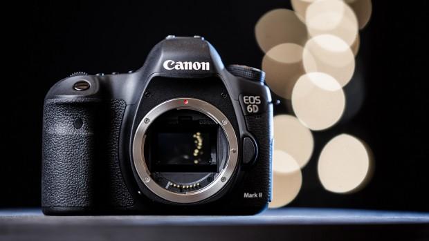 Ожидаемый внешний вид Canon EOS 6D Mark II