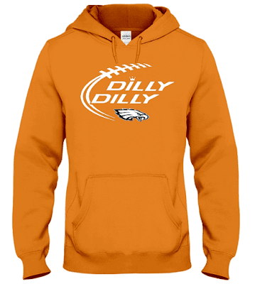 Dilly Dilly Eagles T Shirt Hoodie Sweatshirt