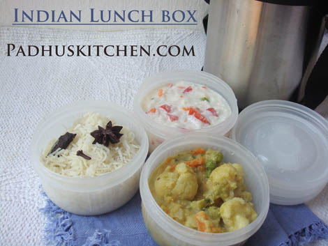 Lunch box recipes lunch box ideas lunch recipes indian padhuskitchen indian lunch box ideas forumfinder
