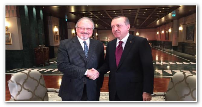 أردوغان: لن نترك قضية خاشجي تُطوى مع الزمن