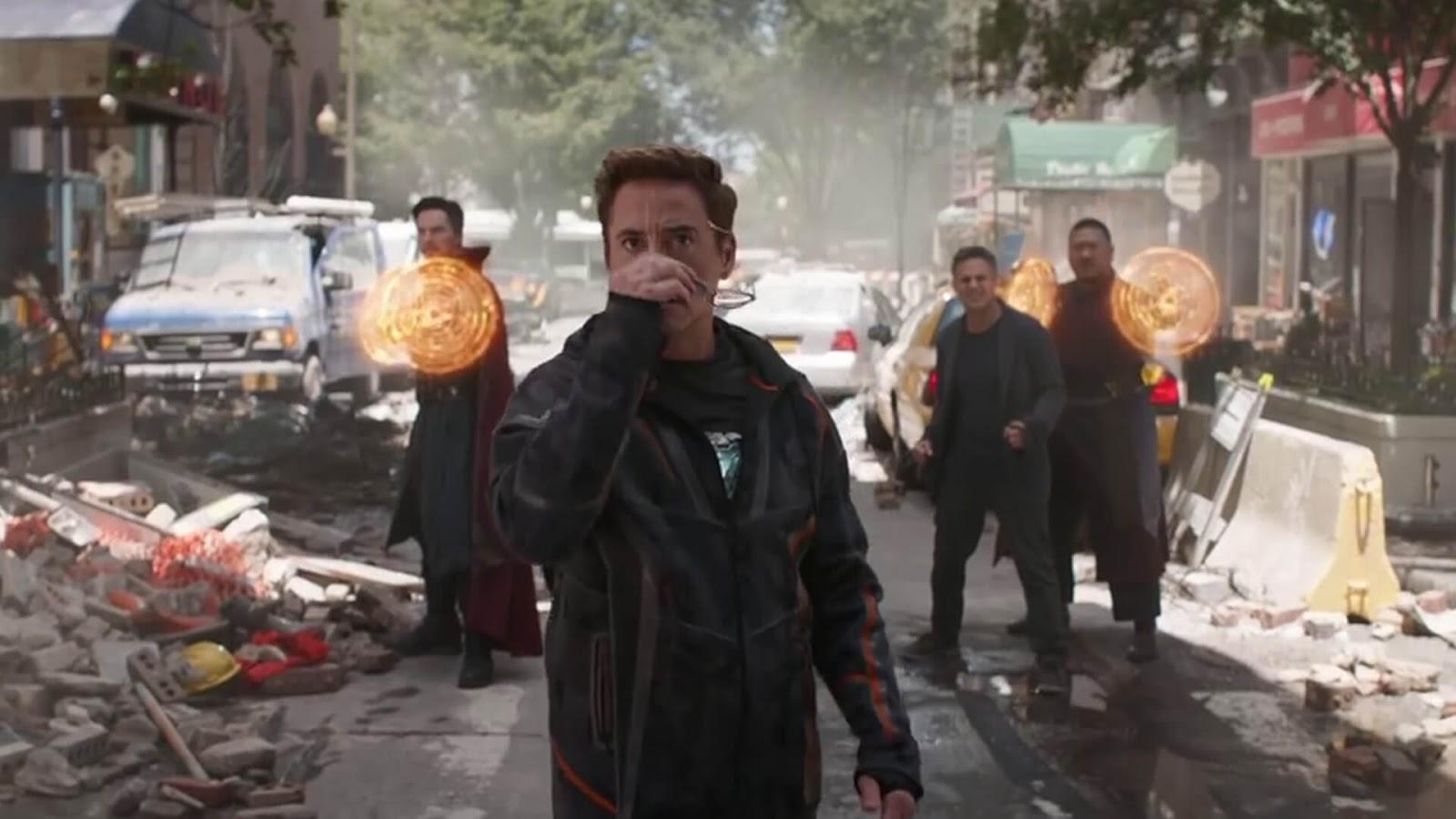 Infinity War Stills