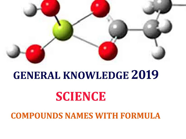 Gk questions of Science  for competitive exam 2019, LATEST GK SCIENCE QUESTIONS