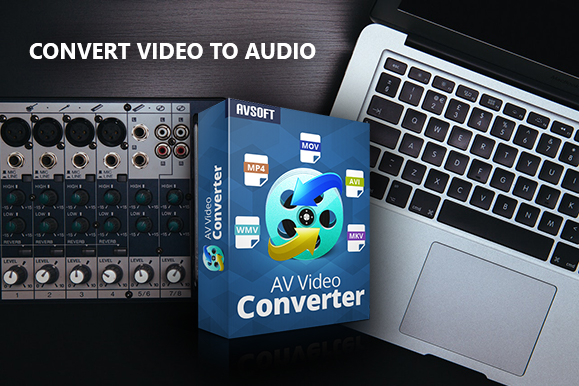 Convert video to audio with free Video Converter