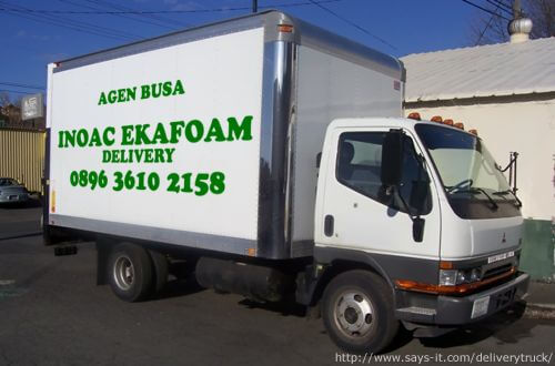 inoac ekafoam on delivery