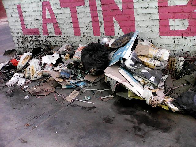 Noticias de barranca vecinos de la calle leoncio prado for Calle prado camacho 8