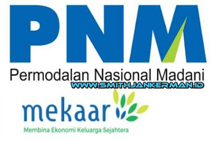 Lowongan Kerja PT. Permodalan Nasional Madani (PNM) Persero Kampar Februari 2018