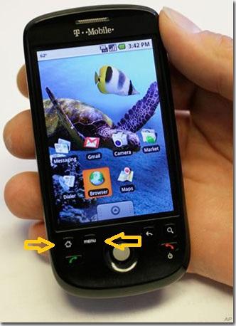 fix pattern lock on t mobile mytouch 3g phonerework