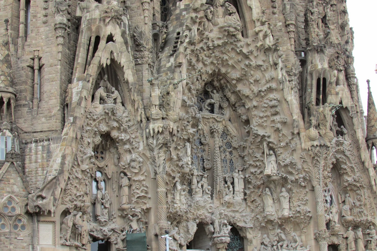 la sagrada familia finished