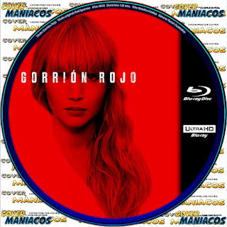 GALLETA GORRION ROJO - RED SPARROW - 2018