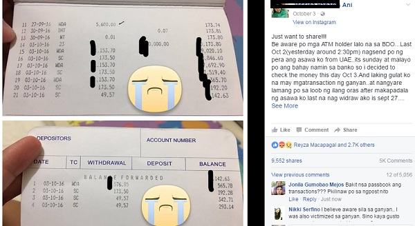 Netizen Shares Experience On How They Lost Their Money In A Blink Of An Eye