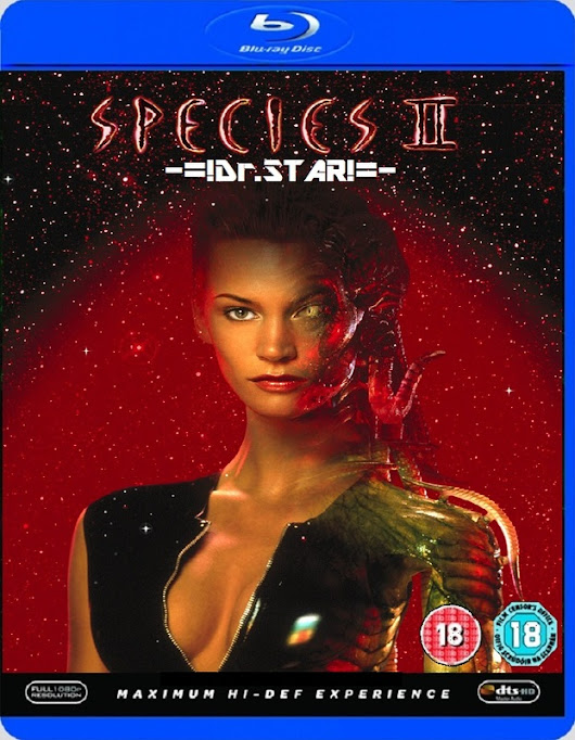 Species II (1998) BluRay 720p 600MB Dual Audio ( Hindi – English ) ESubs MKV