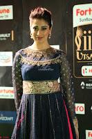 Raai Laxmi in Beautiful Backless Designer Anarkali Gown at IIFA Utsavam Awards 2017  Day 2  Exclusive 45.JPG
