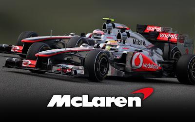 Mclaren Formula 1 HD pictures