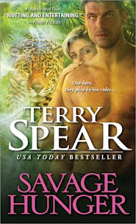 Interview with Terry Spear and Giveaway - October 29, 2012