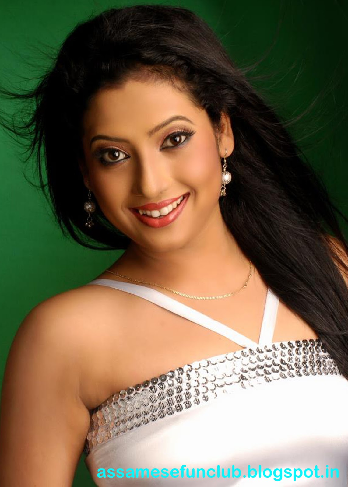 Cute Actress Chandana Sarma
