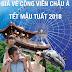 Giá vé Công viên Châu Á ngày Tết Mậu Tuất 2018